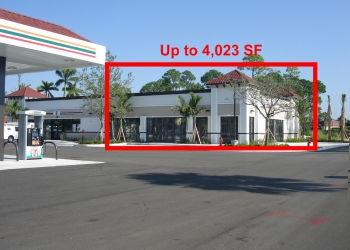 LAKE WORTH-NEW CONSTRUCTION NEXT TO 7-11
