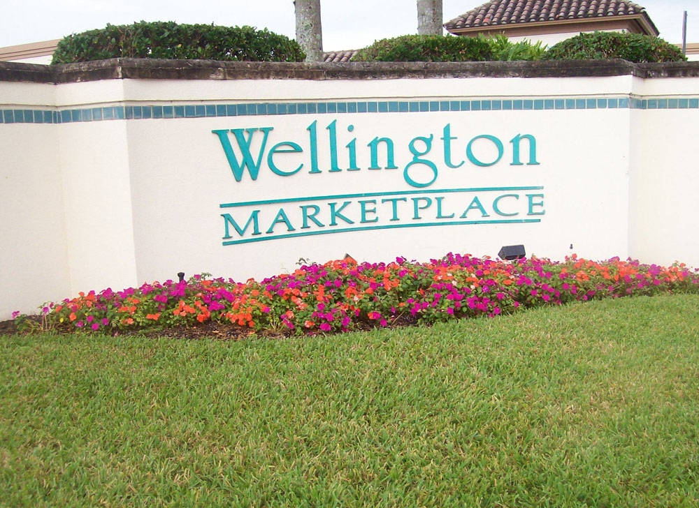 Sevell Realty Partners-Wellington Marketplace spaces available for lease